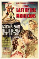 The Last of the Mohicans 1936 DVD - Randolph Scott / Binnie Barnes